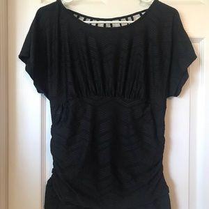 Tops - Ladies black top